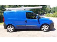 Fiat Doblo 1.2L van, 1 previous owner, full service history