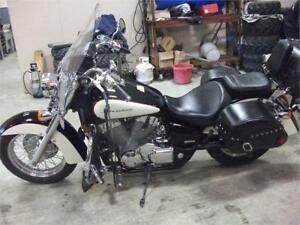 Used 2008 HONDA Shadow Aero for only $4,995.00!