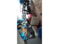 Mig 70cc motorbike for sale