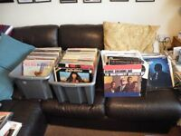 HUGE COLLECTION APPROX 340 UK AND US JAZZ VINYL LPS MILES DAVIS KENNY BURELL WES MONTGOMERY