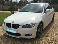 BMW 320D Coupe M Sport - Alpine White