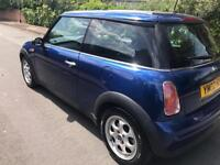 MINI one Hatch 1.6 One 3dr long TEST 3