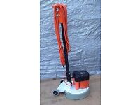 Floor buffer cleaner, industrial floor cleaner