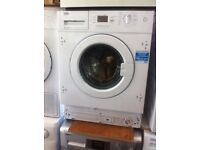 6.5kg integrated built in NEW BEKO PRP £359.99 1400rpm A+++ SALE ON £169.99