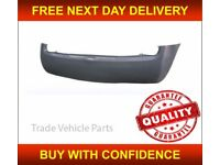 NISSAN MICRA 2003-2005 REAR BUMPER NEW INSURANCE APPROVED HIGH QUALITY FREE DELIVERY