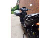 Lifan 50cc scooter for sale.