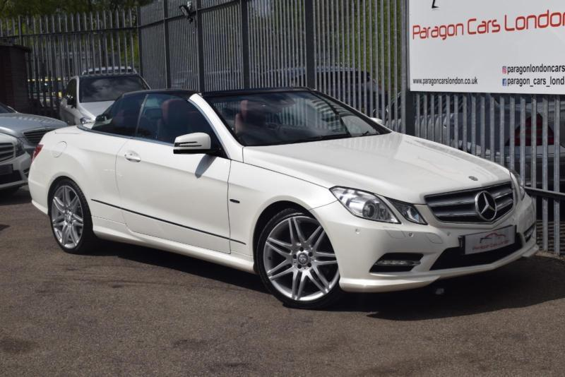 2012 mercedes benz e class e250 cabriolet 1 8 blueff 204 ss sport 7gt petrol wh in watford. Black Bedroom Furniture Sets. Home Design Ideas