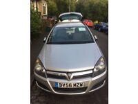 Vauxhall Astra sportive van 1.7cdti quick sale