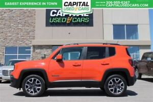 2016 Jeep Renegade North**REMOTE START**  **BACK UP CAMERA****HE