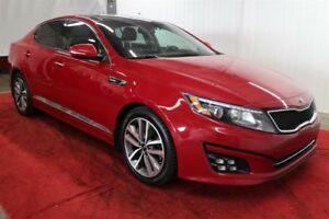 2015 Kia Optima SX Turbo * CUIR, GPS, TOIT PANO
