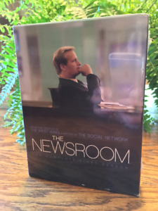 The Newsroom Season 1 DVD Set - New, Sealed in Box