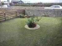 2 Bed ground level in Troon for ecchange