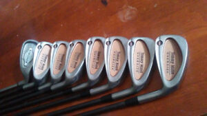 Golf clubs (Tommy Mann)