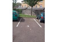 Quiet spot in permitted lot next to Victoria Park - 2 minutes from A12