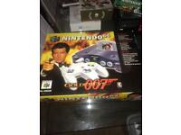 Nintendo n64 boxed complete mint