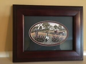 Anne of Green Gables 8x10 framed picture