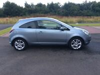 VAUXHALL CORSA 1.2 SXi 3 DOOR(VERY LOW MILEAGE, 2 OWNERS, 1 YEAR MOT, IMMACULATE INSIDE AND OUT)