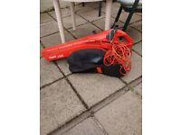 Flymo 1500 Garden Vac/Leaf Blower