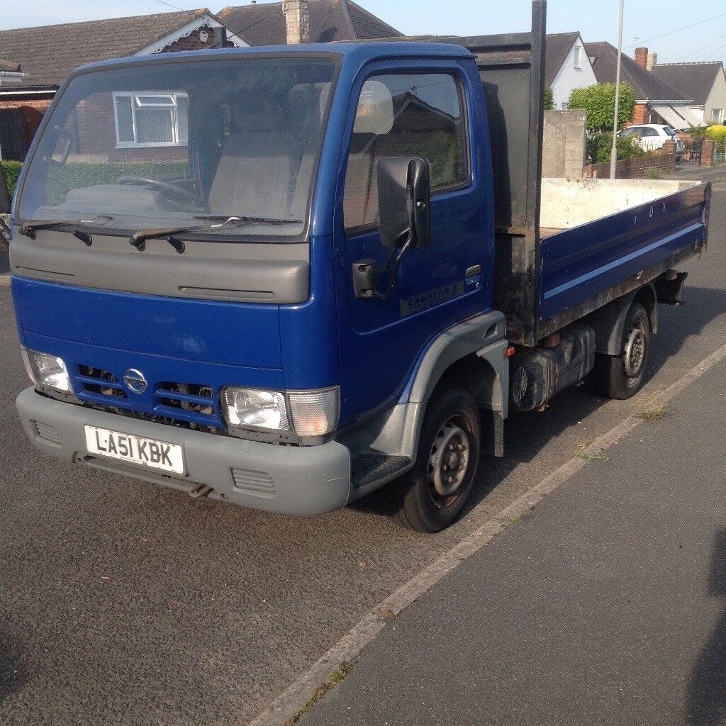 Nissan Cabstar E95 27 Turbo Diesel For Sale In Poole Dorset Cabster 4x4