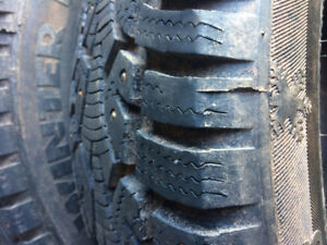 185/65/R15 Winter Tires