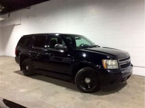 2009 Chevrolet Tahoe POLICE PACKAGE! 12 TO CHOOSE FROM!