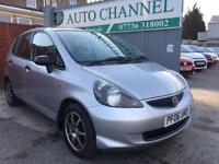 Honda Jazz 1.2 i-DSI S 5dr£2,475 p/x welcome 1 YEAR FREE WARRANTY. NEW MOT