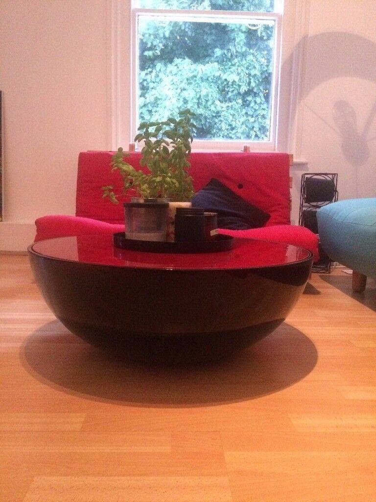 Modern Semisphere Coffee Table