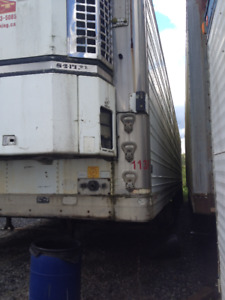 insolated trailers