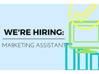 Junior Marketing Assistant - No Experience!