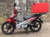 FULLY WORKING 2013 Honda Wave 110cc learner legal 110 cc