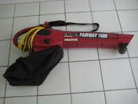 HEAVY DUTY LEAF BLOWER