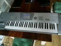 Korg Trinity workstation