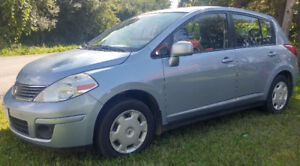 2009 Nissan Versa Certified with Winter Tires