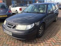 2005 54 Saab 9-5 2.2TiD auto 2005MY Linear~PART EXCHANGE TO CLEAR~