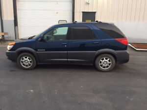 2002 Buick Rendezvous CX w/1SB Security Pkg SUV, Crossover