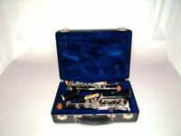 Slightly used Selmer Bundy Clarinet Serial number: 1429264