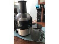 Philips HR1867/21 Fruit Vegetable Juicer Quick Clean 700 watts Brushed Aluminium