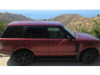 2003 Land Rover Range Rover tdv6 needs diesel pump