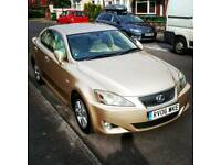 Lexus is250 petrol manual 68k miles