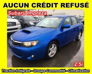 2011 Subaru Impreza 2.5i Convenience Package