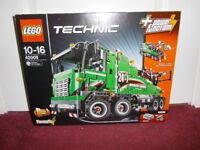 Lego Technic Service Recovery Truck Set 42008