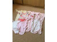 Sleepsuits ,pyjamas & vests 9-12 months