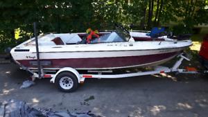Regal 18.5 foot boat
