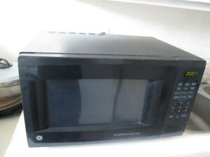 GE 1.1cu.ft. microwave for sale from $20