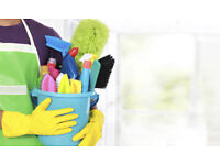 Cleaning job part time Ealing areas, house cleaner in domestic homes