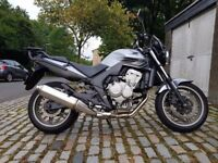 Honda CBF600N For sale - excellent condition and low millage