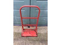 Porta pack welding trolley