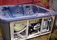Hot Tub Repair and Moving Services