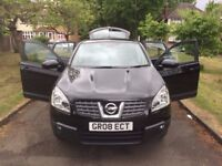 Nissan Qashqai 1.5 dCi Tekna 2WD 5dr (Nav) p/x welcome SAT NAV,REAR CAMERA, ONE OWNER