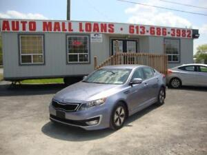 2012 Kia Optima Hybrid **PAY ONLY $57 WEEKLY** GREAT FOR UBER